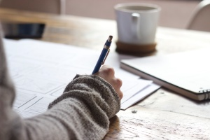 Unsplash writing